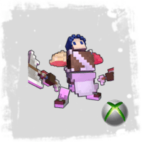 Trove Candy Barbarian Set XBOX