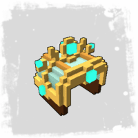 Trove Crystal Hat