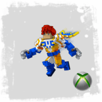 Trove Vanguardian Set XBOX