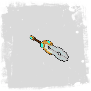 Trove Crystal Spear