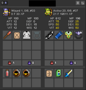 Account Archer 6/8 Dbow