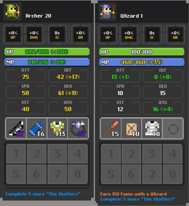 Account Archer 6/8 Dbow_1